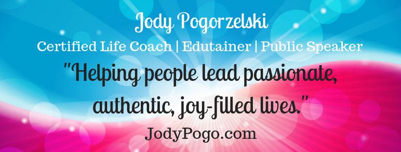 Jody Pogo / T.H.E. Blog